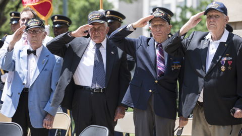 On 75th anniversary of D-Day, North Carolina remembers those killed in World War II