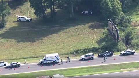 Female acquaintance of man killed in Johnston County car chase found dead