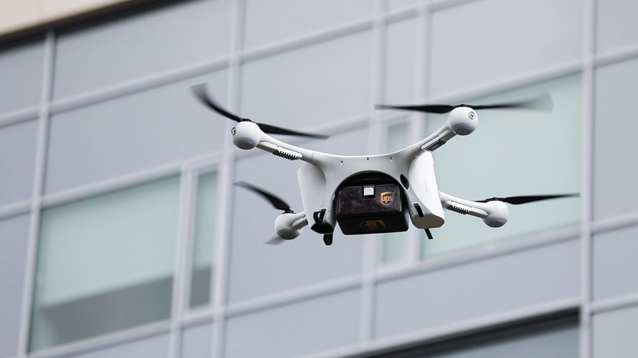 UPS to make drone deliveries at WakeMed hospital in Raleigh