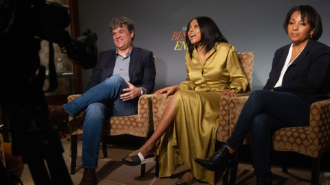 Interview with 'Best of Enemies' film star, director and  producer
