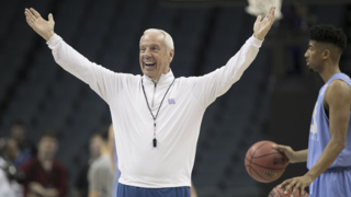 UNC's Roy Williams previews the Tar Heels' game with Lipscomb