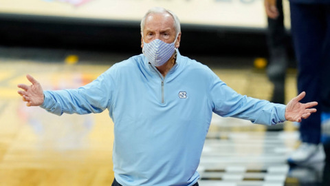 UNC's Roy Williams on recruiting during Covid