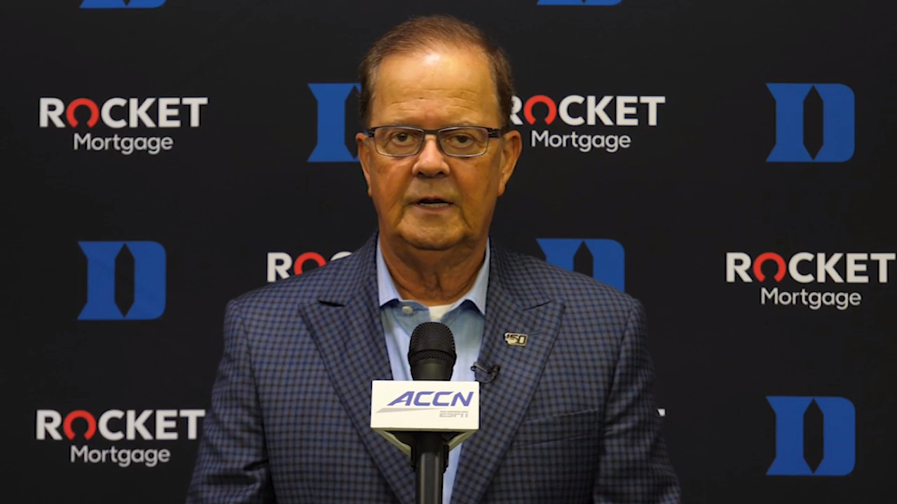 The New York Giants big QB move leaves Duke's David Cutcliffe with mixed emotions