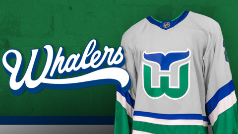 Canes unveil new retro Whalers sweater