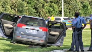 Report of stolen SUV results in police chase with shots fired in Raleigh
