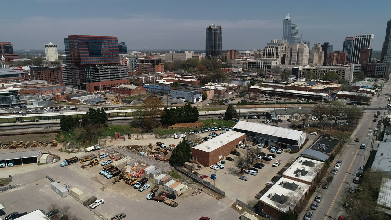 Kane changes plans for proposed Warehouse District tower near Raleigh's Union Station