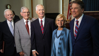 All five of NC's living former governors unite against constitutional amendments