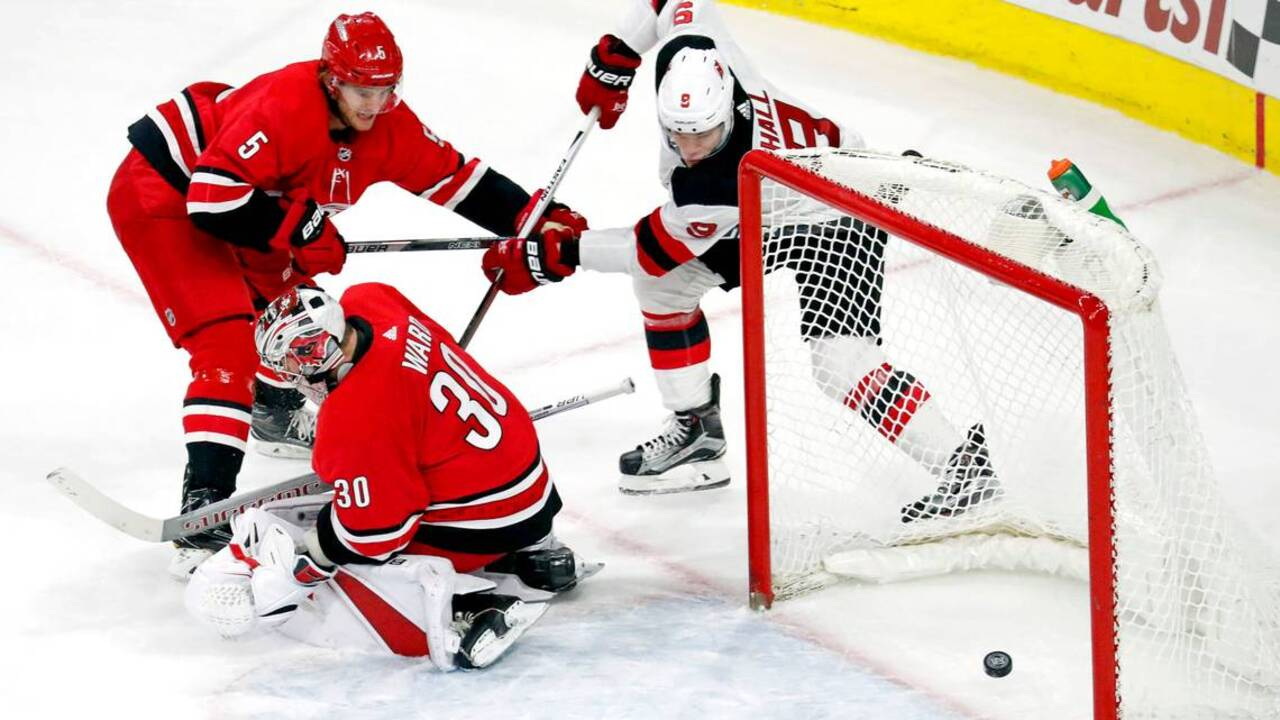 Carolina Hurricanes fall out of playoff race  d52a89cff