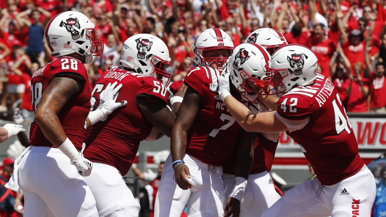 Defense, new quarterback carry NC State to second victory in a row over ECU