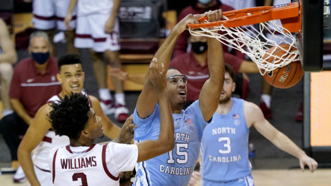 UNC defeats Stanford in Maui Invitational