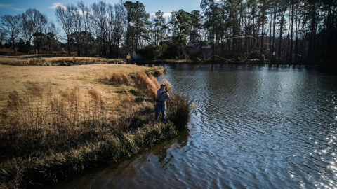 Wake County washes hands of controversial Crooked Creek park site