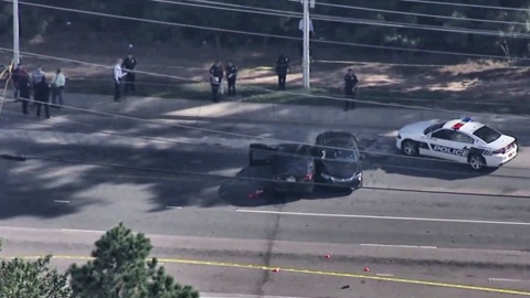 Shooting and crash reported near Duke Hospital in Durham