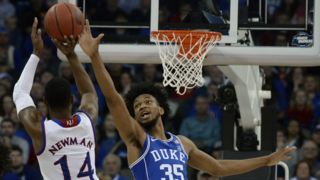 Duke's Marvin Bagley III talks about loss, his teammates and the future