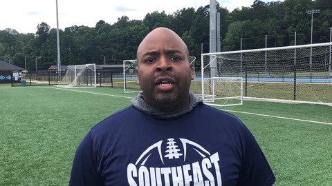 JeVar Bransome expects much improvement in year two from Southeast Raleigh Bulldogs