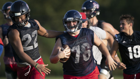 In their own words: Players describe the benefits of no contact football practices