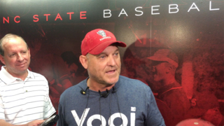 NC State's Avent on advantages of hosting NCAA regional baseball tournament
