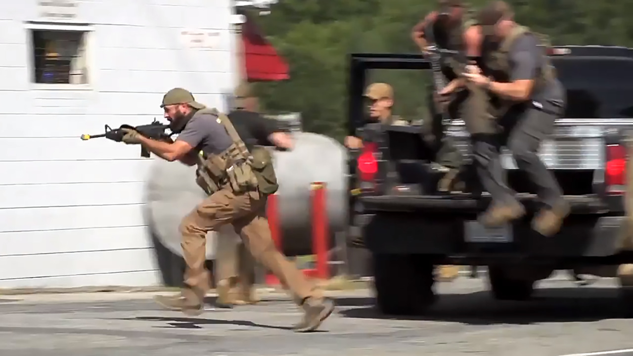 Secretive warfare training being staged in 21 North Carolina counties, Army says