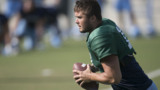 North Carolina quarterback Nathan Elliott following first scrimmage: 'I felt confident'
