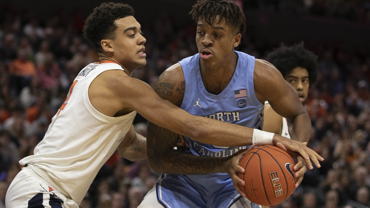 How UNC's Armando Bacot found the strength to play three days after injuring his ankle