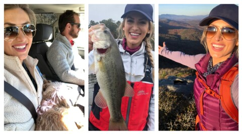 She found fame as a TV hunter, but Eva Shockey has a new focus: an NC adventure series
