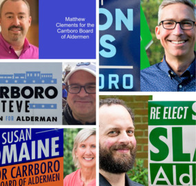 Carrboro will elect 3 aldermen. Here's what the 5 candidates said about key issues.