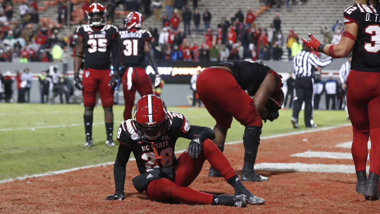 Second-half surge leads Louisville past NC State