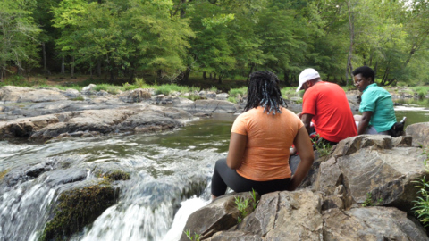 Outdoor Afro promotes outdoor recreation for African-Americans
