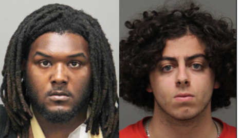 Police charge 2 with murder in missing men's deaths