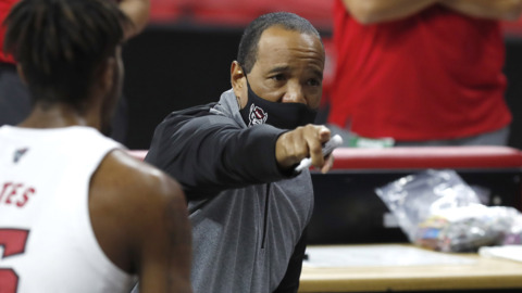 NC State's Keatts on playing basketball with the uncertainty of a COVID diagnosis