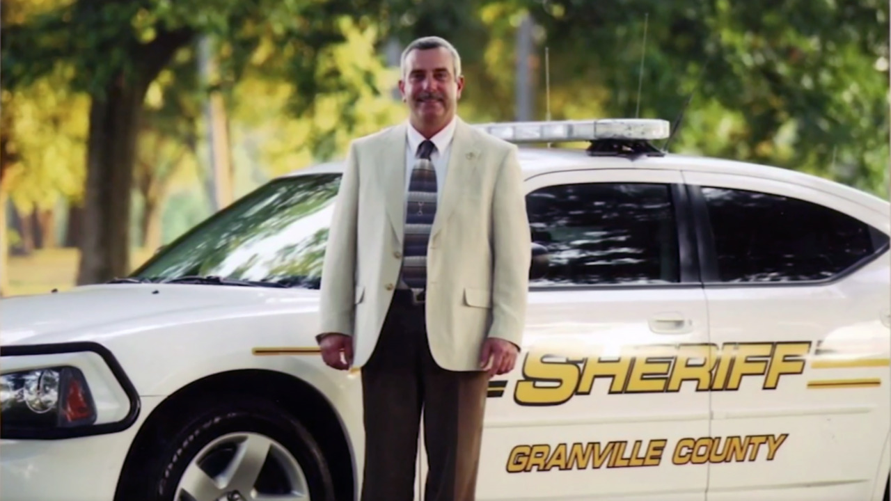 Granville County sheriff accused of murder plot will be paid pending trial