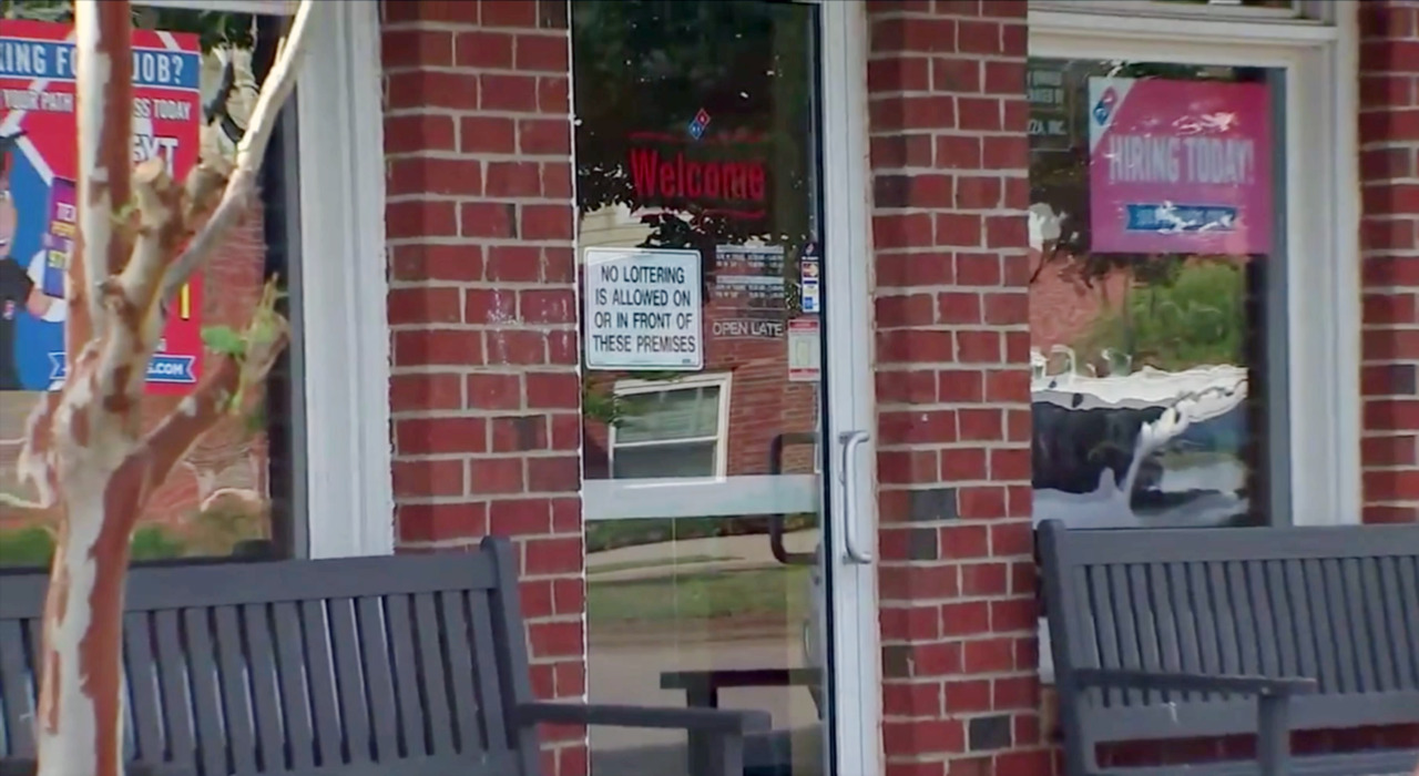 Teen kicked out of NC Domino's says it was racist, but company says it's just policy