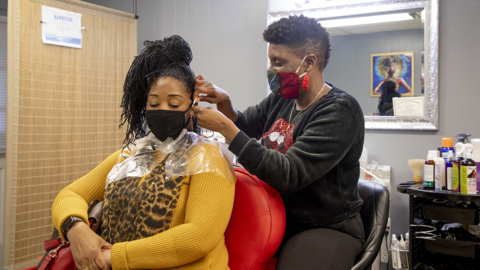 Black women say their natural hair can get them fired. That may change soon in NC.