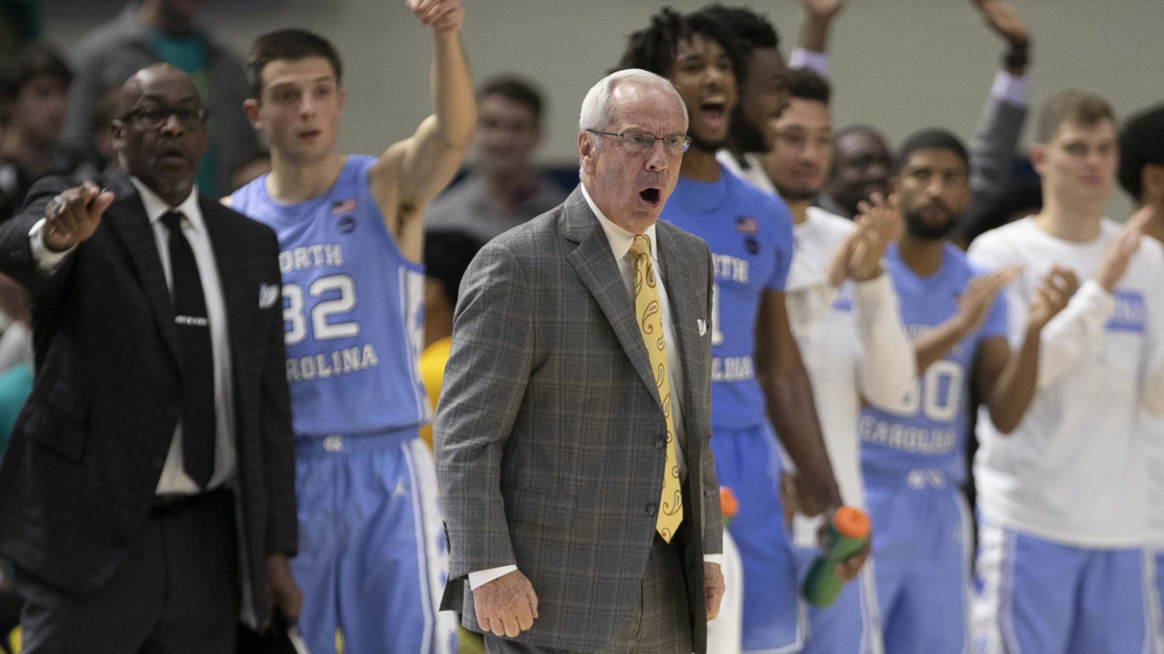 The Tar Heels beat UNCW handily. But this issue has Roy Williams and his staff concerned.