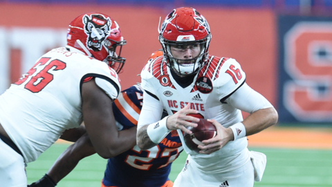 NC State's Doeren talks about the victory over Syracuse