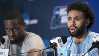 UNC's Theo Pinson and Joel Berry on playing in their final NCAA Tournament