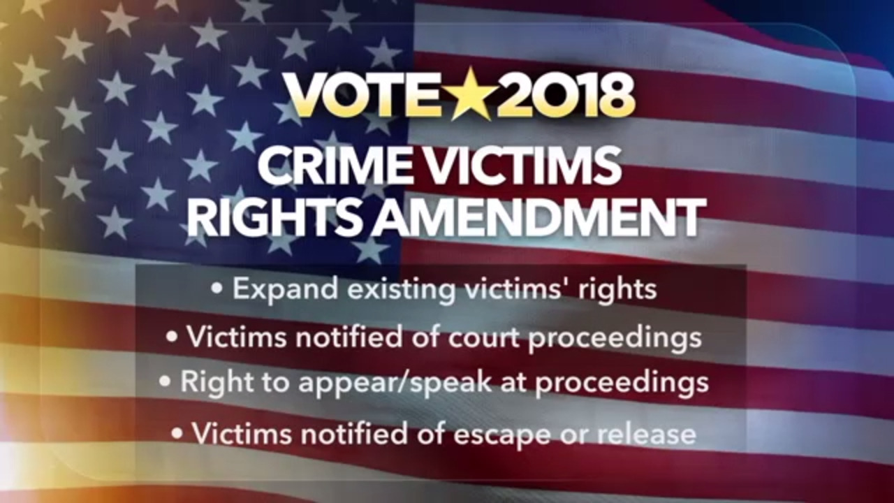 Crime victims' rights are up for a vote in NC – but they come with a cost