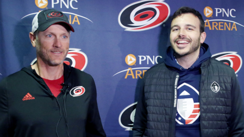 Tom Dundon talks Canes, Don Cherry, the Alliance of American Football