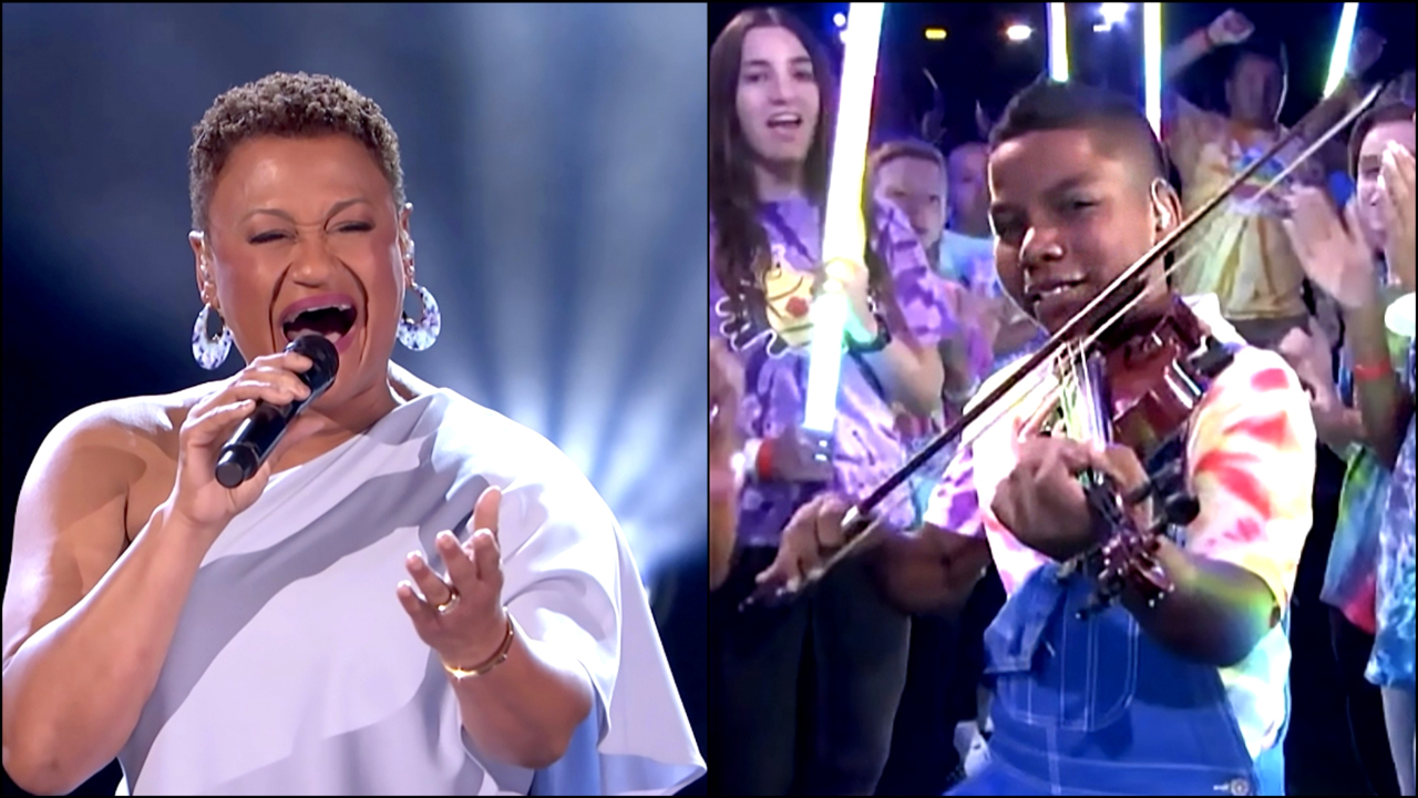 Two Raleigh natives vie in this week's 'America's Got Talent' finals. How to vote.