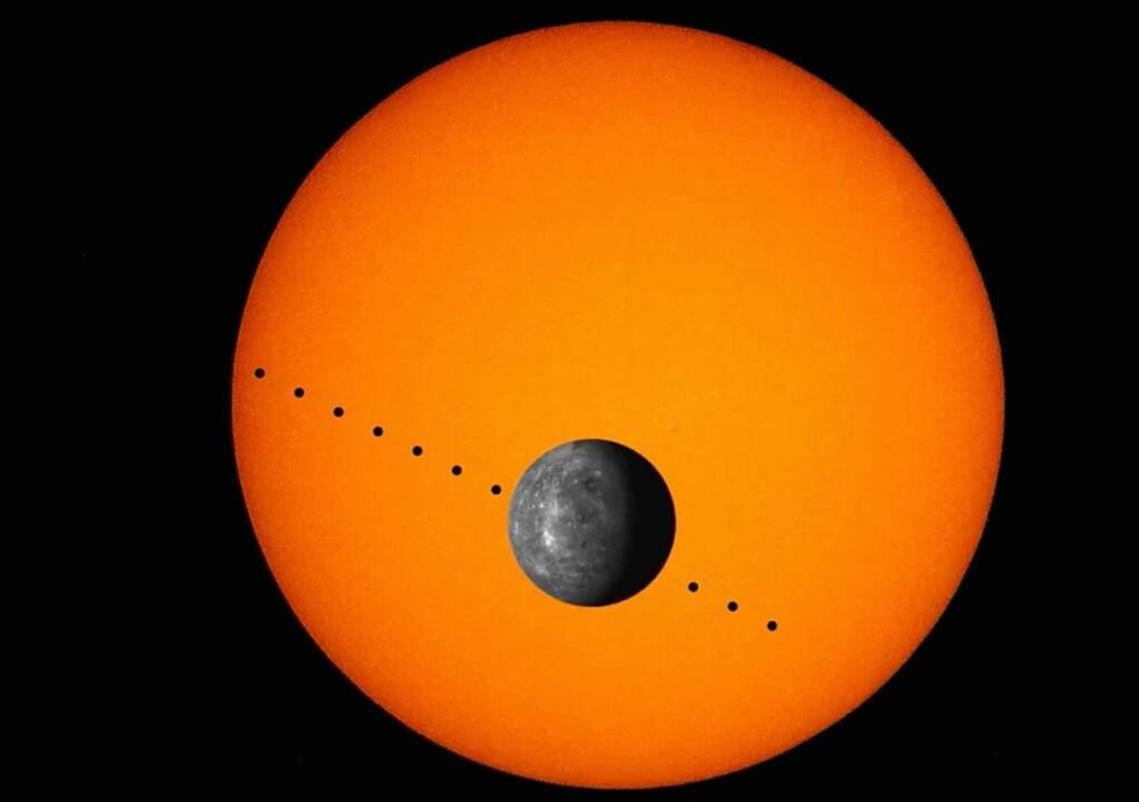 Amateur astronomers want to help you see Mercury transit the sun in Charlotte