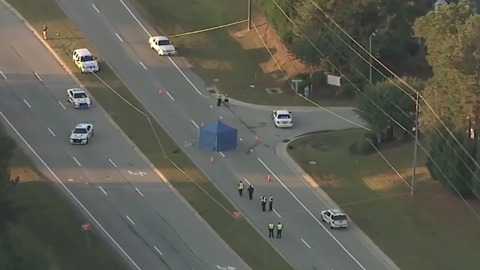 Holly Springs eighth-grader killed crossing NC 55 highway; 2 other pedestrians killed