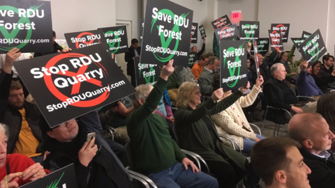 RDU board's lease of airport land for a quarry was legal, judge rules