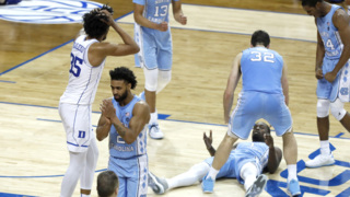 UNC's Coach Williams talks about victory over Duke: 'It was unbelievable'