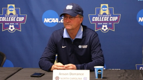 North Carolina women's soccer to play for national title