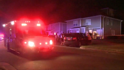 Dozens of shell casings found outside Durham home where girl was shot, boy injured