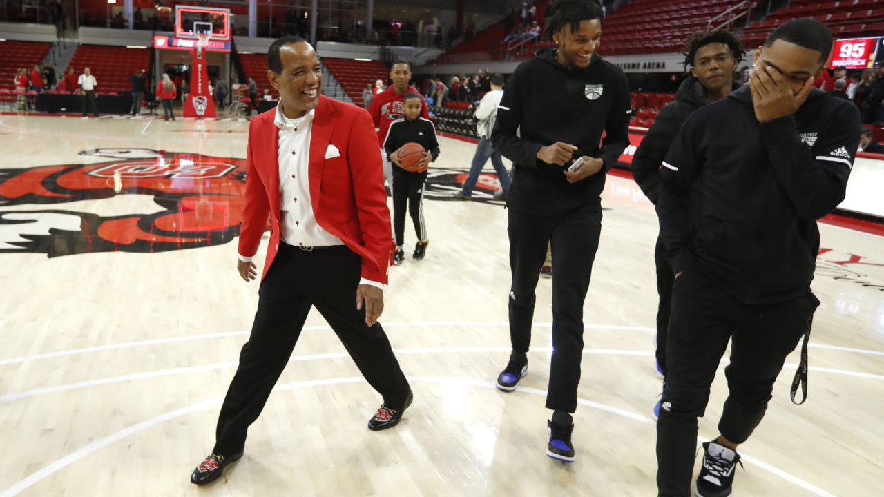 For once, return to Reynolds is about the future for NC State