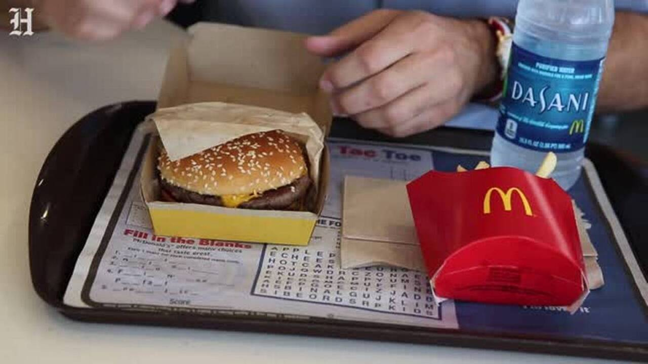 McDonald's starts new fresh-beef burger patties today: Are they any