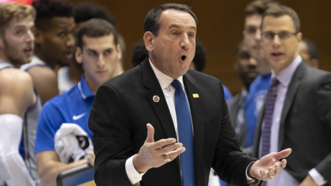 Wipeout: No. 2 Duke makes short work of Central Arkansas