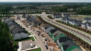 Growth in western Cary is booming