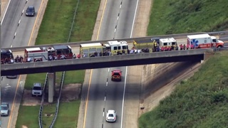 Procession for fallen Orange County firefighter