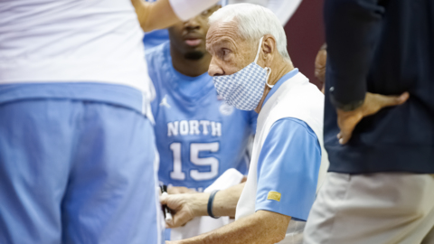 UNC's Roy Williams talks about the loss to FSU